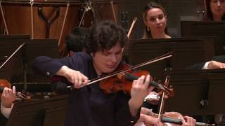 Augustin Hadelich -- Paganini Concerto 1 with Detroit Symphony Orchestra, Jader Bignamini (2020)