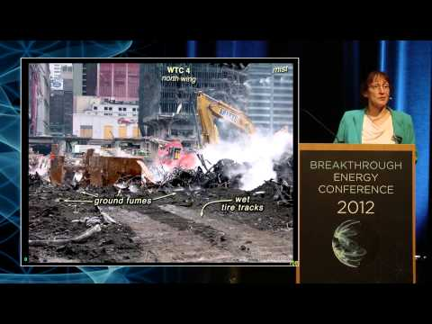 Dr Judy Wood : Evidence of breakthrough energy technology on 9/11