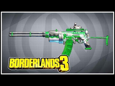 Ogre Borderlands 3 Legendary Showcase