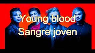 youngblood 5sos letra - español ingles audio oficial