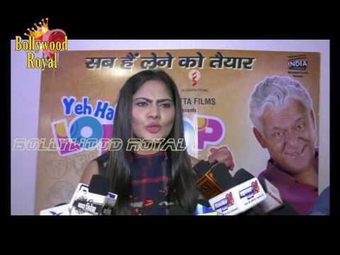 Rajpal Yadav, Himani Shivpuri, Aman Trikha & Others At Music Launch Of 'Yeh Hai Lollypop' Part  2