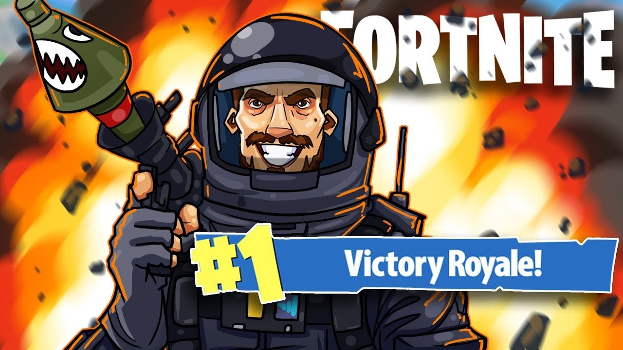 Explosions Equal Victory Fortnite Battle Royale Youtube
