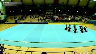 USM truppgymnastik 2015 - flickor pool 1