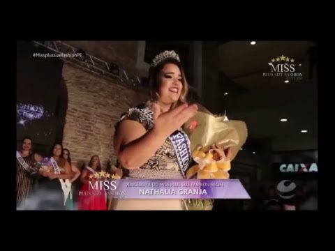 Miss Plus Size Fashion Recife 2017  - Cobertura TV FOCUS NEW