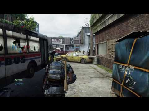 the last of us remastered 1vs16 Master of frontier rifel
