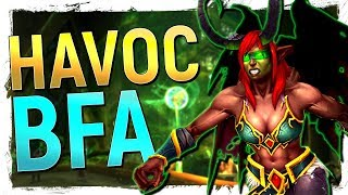 NEW ABILITIES & BIG CHANGES! Havoc Demon Hunter | Battle for Azeroth Class Changes Preview