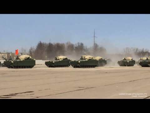 Russian Land Forces Modernisation