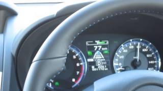 SUBARU LEVORG EyeSight3 in TWIN RING MOTEGI part2 -Car Watch thumbnail