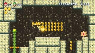 Let's Play New Super Mario Bros. U Partie 11 - Un Boom Boom volant