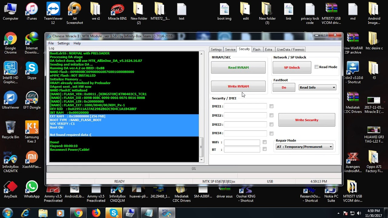 How To Nand Cpu Pattern Read,Format,Imei Easy ,Done By Cm2 Dongle