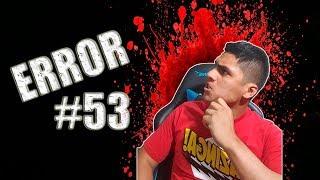 SUSCRIPTOR ME RETA A JUGAR ERROR 53 EL JUEGO MALDITO
