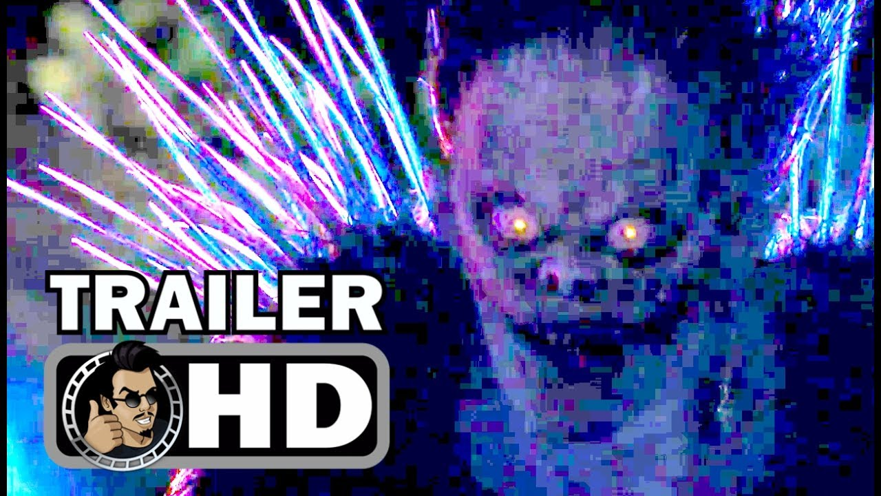 Download DEATH NOTE Official Trailer #1 (2017) Lakeith Stanfield, Willem Dafoe Horror Movie HD