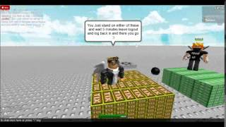 How to get 1,000,000 Robux and Tix on ROBLOX