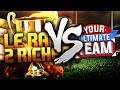 FIFA 15 | RAGS 2 RICHES VS YOUR ULTIMATE TEAM (VS SIMON)