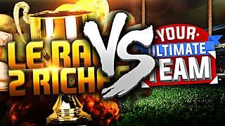 FIFA 15 | RAGS 2 RICHES VS YOUR ULTIMATE TEAM (VS SIMON)