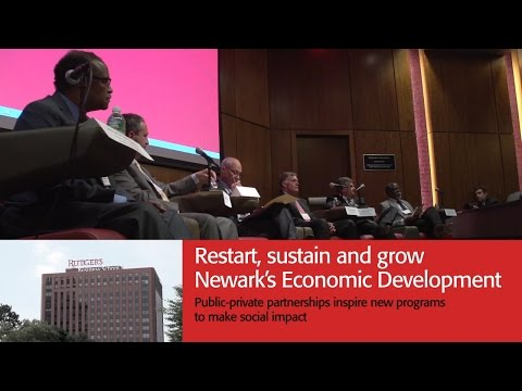Rutgers Business School inspires new programs that have social impact in Newark