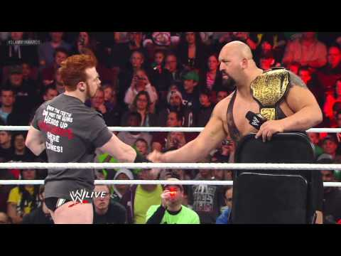 WWE Monday Night Raw En Espanol - Monday, December 17, 2012