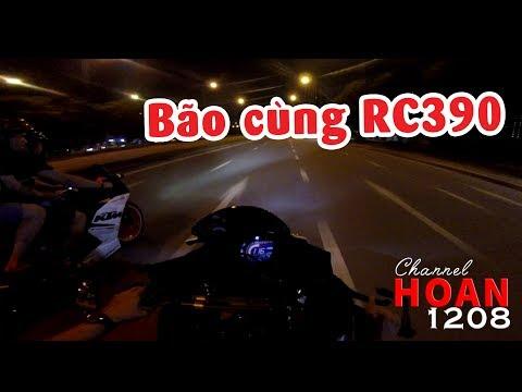 Sài Gòn Đêm không ngủ mừng Chiến thắng U23 Việt Nam - Part 2 /2 - Hoan1208 | CBR250RR