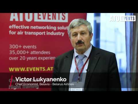 Victor Lukyanenko, Belavia - Belarusian Airlines at Aircraft Finance and Lease Russia & CIS – 2017