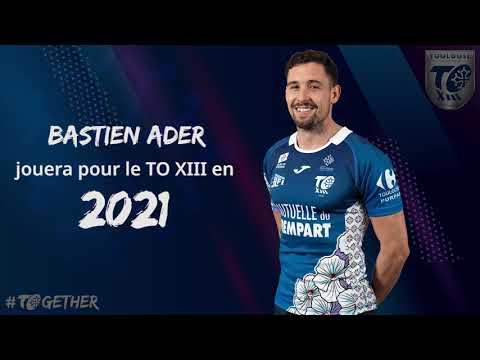 Bastien ADER au TO en 2021