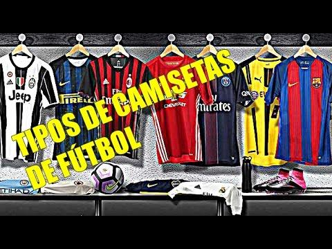 equipaciones futbol imitaciones