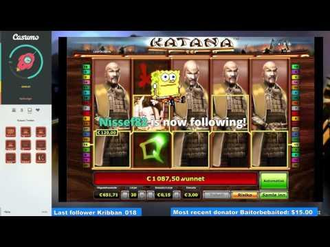 Katana - Mega win
