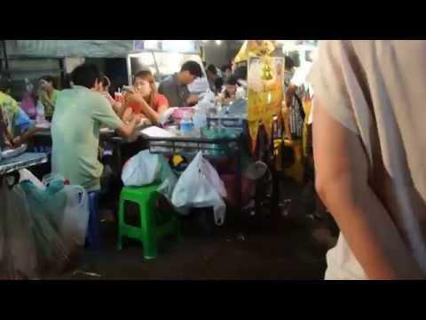 Bangkok, festival végétarien www.theo-courant.com