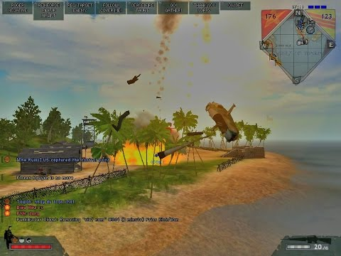 Battlefield Vietnam-Map Flaming Dart-Clan BFVN online[HD]