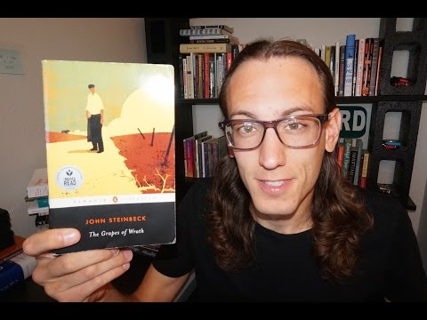 Grapes of Wrath, John Steinbeck BOOK REVIEW