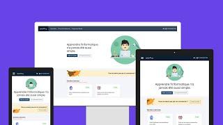 Créer un site internet adapté à tous les écrans (responsive design)