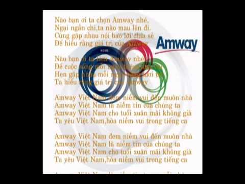 Bai ca Amway
