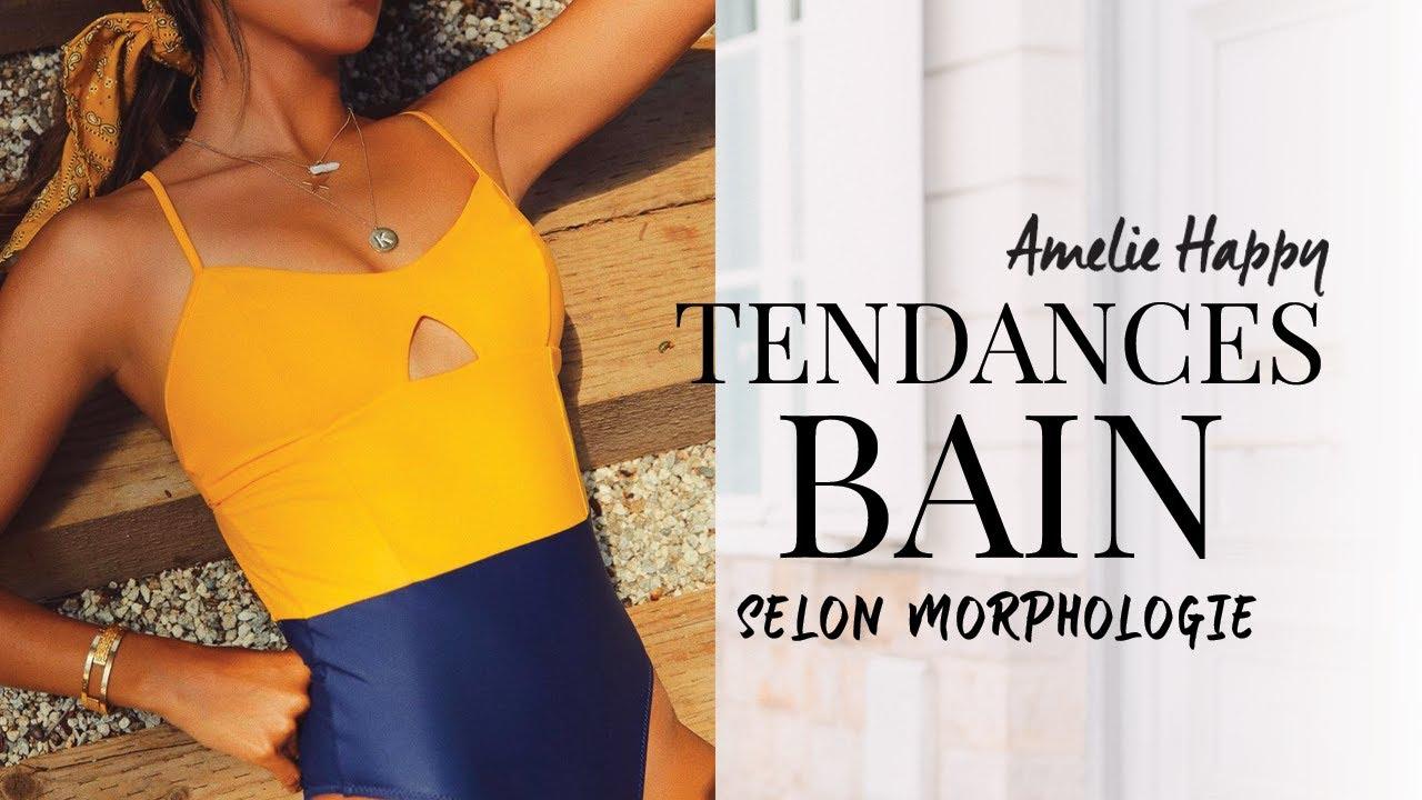 052c63df87c8ff Tendances maillots de bain Eté 2019 selon sa morphologie