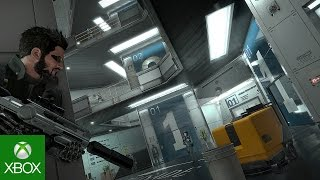Deus Ex: Mankind Divided – System Rift | Launch Trailer