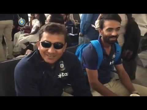 From Ranchi to Vizag   Rohit Sharma's airport diaries