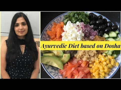 Ayurveda Diet: What to Eat Based on Body Type – Vata, Pitta, or Kapha