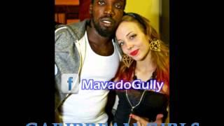 Mavado - Caribbean Girls [Overtime Riddim] 2012