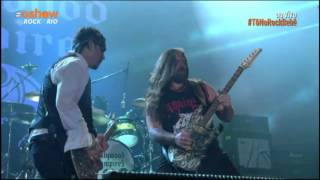 Hollywood Vampires - Schools Out - Ft. Andreas Kisser - Rock In Rio