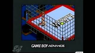 Fire Pro Wrestling 2 Game Boy Gameplay_2002_07_29_1