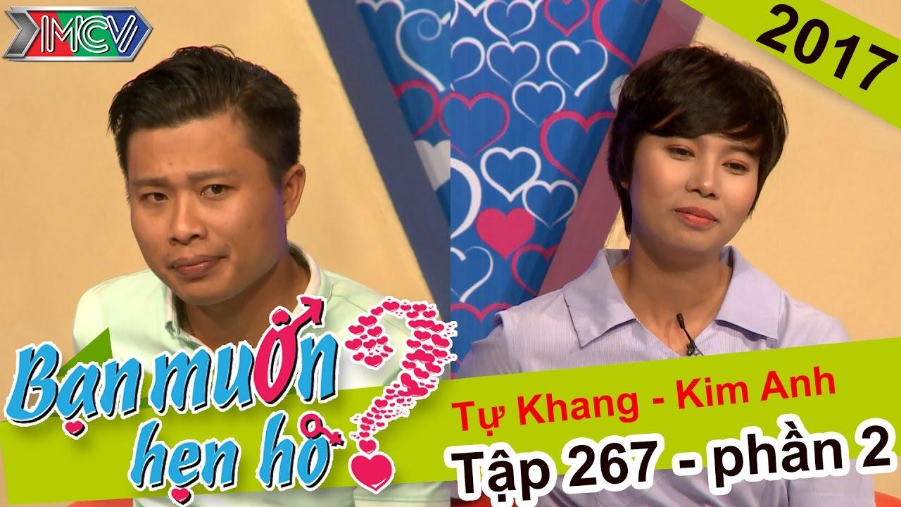 Bất ngờ với chàng trai không ấn nút chọn cô gái dễ thương – cá tính | Tự Khang – Kim Anh | BMHH 267