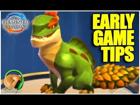 Might & Magic Elemental Guardians : Beginner Tips! (MMEG)