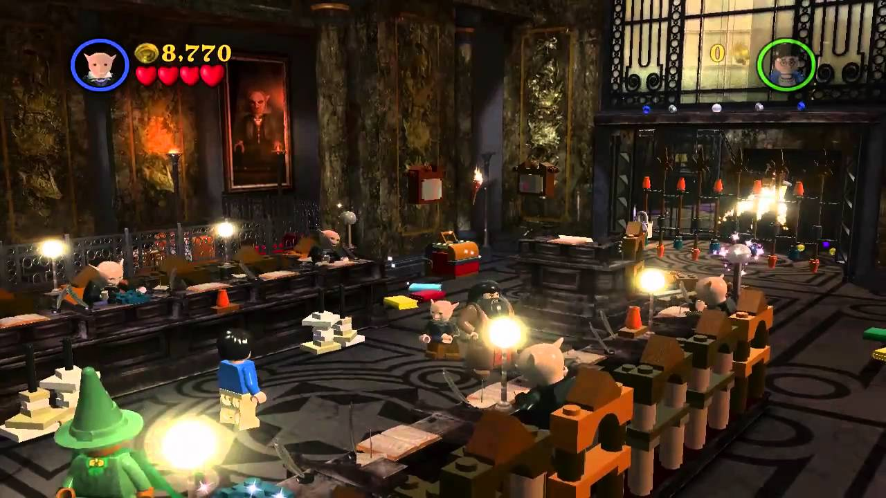 lego harry potter free download full game mac
