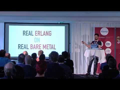Robotics and Sensors Using Erlang - Adam Lindberg - EUC17