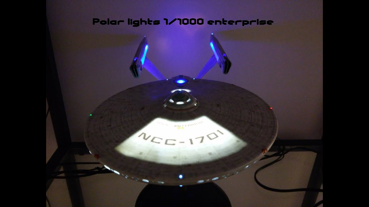 Polar lights 1/1000 enterprise & Polar lights 1/1000 enterprise - YouTube azcodes.com