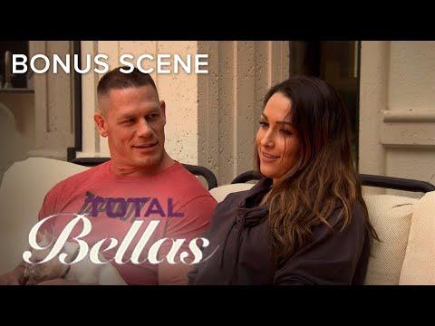 Nikki Bella Reveals Surgery to John Cena | Total Bellas | E!