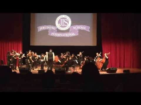 JIS Orchestra with