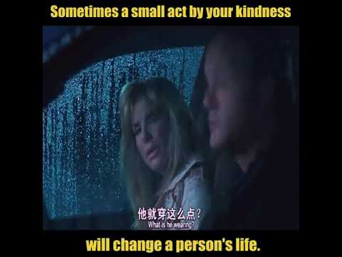 A Small Act Of kindness, will change a persons life