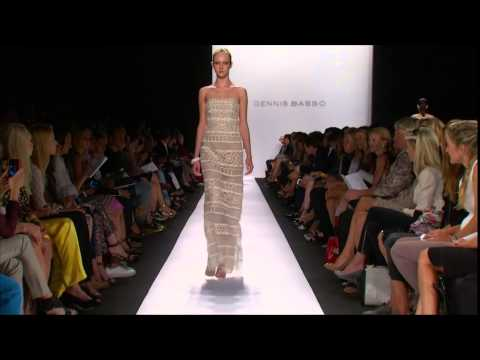 Dennis Basso   Spring Summer 2015 Full Fashion Show   Exclusive