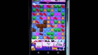 Candy Crush Saga lvl 1410 stuck in loop...