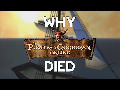 Why Pirates Online Died: Disney's Neglected Game