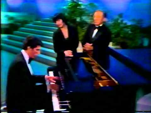 Marvin Hamlisch on Bell Telephone Jubilee (1976) clip #2